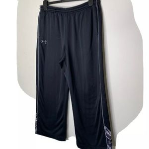 4/$35 Under Armour Joggers/Warm Up Pattern Pockets